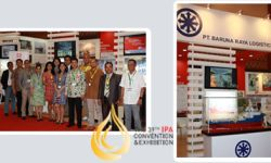 PT Baruna Raya Logistics joins the 39th Indonesian Petroleum Association Convention and Exhibition